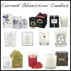 tocca candles - Google Search