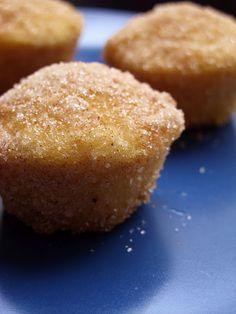 The Betty Crocker Project : Masala Spiced Donut Bites
