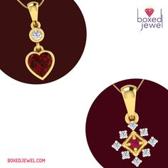 Choose Your Bling! From a Range of Shimmering Pendants Choose Your Shine. www.boxedjewel.com #Pendants #Jewellery