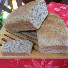 Pan integral sencillo
