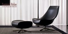 L'exclusif Fauteuil relax Oyster