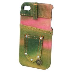 This skin case is a jean style back cover case which is unique and cool. This $6.50  cover case is able to give ultra protection to your phone and at the same time add a new look to iPhone 4G/4S to make your phone more eye-catching.