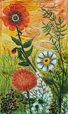 The Art Quilt Blog: July 2011