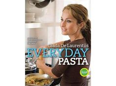 Everyday Pasta by Giada De Laurentiis is available in the Food Network Store. #TeamGiada