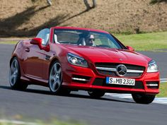 Mercedes Benz SLK Refreshed and Renewed...