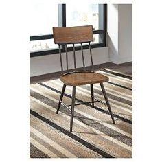 Jorwyn Dining Room Side Chair (Set of 2) Wood/Li... : Target