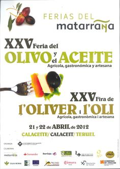 Feria del Olivo y del Aceite en Calaceite