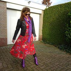 Fashion is addictive & Fancy Friday linkup - Nancys Fashion Style Fashion Over 50, Fast Fashion, Womens Fashion, Black Patent Shoes, Diane Von Furstenberg Dress, Fabulous Fabrics, Fashion Addict, My Outfit, Stylish Outfits
