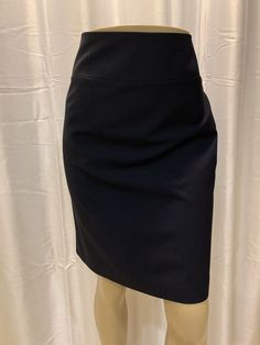 4f4bd7bf54 ELLEN TRACY women's classic navy blue pencil skirt size 12 #fashion  #clothing #shoes #accessories #womensclothing #skirts (ebay link)