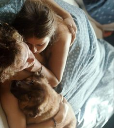 Loving Couple & Puppy!!!!
