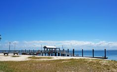 Bribie Island, Jetty at Bongaree. http://togetherweroam.com/a-perfect-day-trip-to-bribie_island/