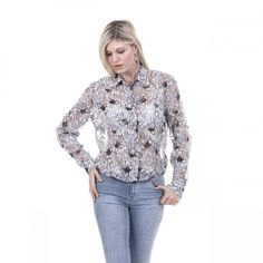 Color: Multicolor Size: 46 EUR – 10 US Made of: 53% SE + 47% VI Details: 369641 VZDV1 8859 – Color: Multicolor – Composition: 53% SE + 47% VI – Made: ITALY – Botton Closure – Long Sleeve