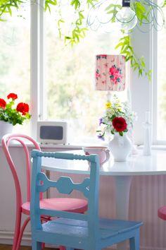 Blog de decoração Perfeita Ordem: Cozinhas que acolhem