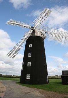 Tower Mill, Pakenham, Suffolk