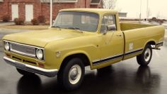 1971 International Harvester Pickup 1210 Original 304 V8