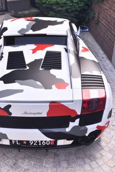 Lamborghini Gallardo its about an one million and a half