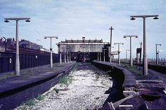 fleetwood station Blackpool, Old Pictures, Trains, World, Antique Photos, Old Photos, The World, Train