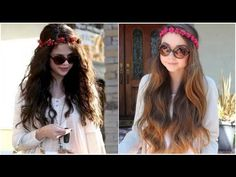 How to Get Selena Gomez's Heatless Waves!