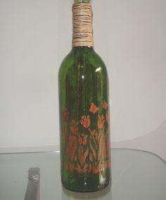 Seu LIXO...Meu LUXO!!!: Especial garrafas