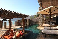 Six Senses hotel Zighy Bay Oman