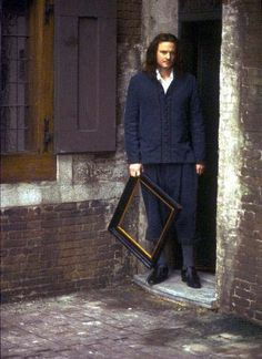 Colin Firth in 'Girl With A Pearl Earring'