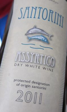 What To Drink Now: New Wines of Greece…Assyrtico from Santorini - D Magazine Greek Recipes, Wine Recipes, Dry White Wine, My True Love, Santorini Greece, Fine Wine, Wine Country, Traveling By Yourself, How To Memorize Things