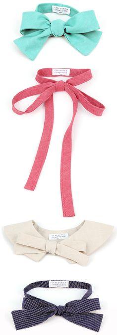 bow tie wednesday / 39.