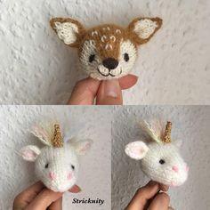 New designs, baby deer and unicorn 🦄❤️ #newborntoys #newbornprops #knittedtoys #madewithlove #knittedprops #knittedunicorn #knitteddeer #unicorn #stricknity