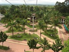 Parque del Cafe, Quindio - Colombia