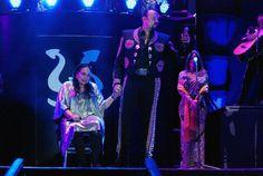Pepe Aguilar y Doña SIlvestre en Concierto en La de Feria Nacional de San Marcos, Aguascalientes Ags. Mex. | 1 de Marzo 2014 |Fotos por: Jesús Aguilar - jesusmariano@gmail.com