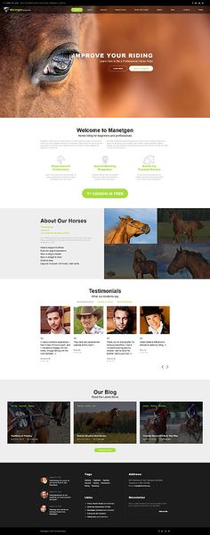 Animals & Pets Last Added website inspirations at your coffee break? Browse for more Bootstrap #templates! // Regular price: $75 // Sources available: .HTML,  .PSD #Animals & Pets #Last Added #Bootstrap
