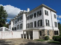 The Mount, home of Edith Wharton. Big Old Houses: (Almost) Like New | New York Social Diary