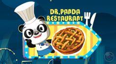 Dans cette application, votre enfant fera ses premiers pas en cuisine à travers des mini-jeux amusants et deviendra un vrai chef cuistot ! Il aura la possibilité de choisir les ingrédients qu'il souhaite, afin de concocter les plats que propose le menu du restaurant de Dr. Panda. A retrouver sur la tablette Jeunesse !
