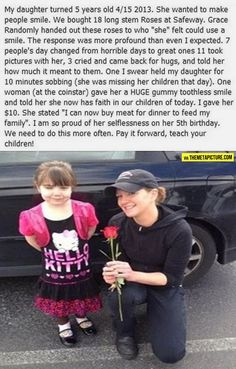 Faith in humanity = restored.