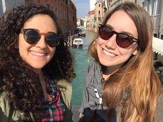 Venezia con la mia amica migliore nel mondo. Mi manchi tantissimo cara.  Venice with my best friend in the world.  #venice #venezia #italy #italia #travel #studyabroad #arcadia #bestfriend by amandafraine