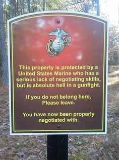 So true...and perfect for our yard! ha-ha...