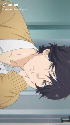 Dream Anime, I Love Anime, Anime Couples Manga, Cute Anime Couples, Ao Haru Ride Kou, Anime Wallpaper Live, Anime Boyfriend, Anime Kiss, Slayer Anime