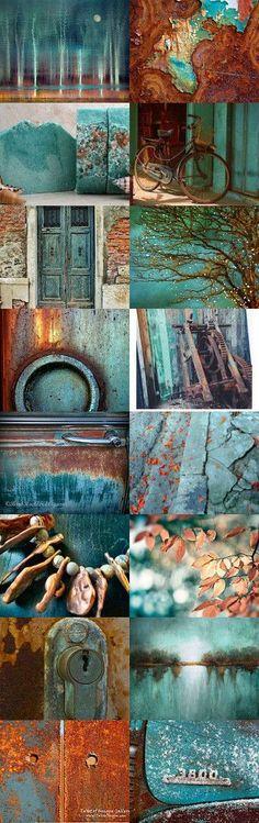 Brave: Dorataya by Lee DeLauri Colour Schemes, Color Trends, Color Combos, Azul Tiffany, Color Collage, Jolie Photo, Colour Board, Color Stories, Color Pallets