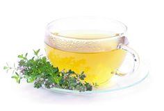 Os benefícios do chá de tomilho