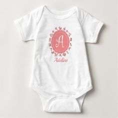 Chinese red envelope lucky corgi year of the dog baby bodysuit customizable letter a baby bodysuit negle Image collections