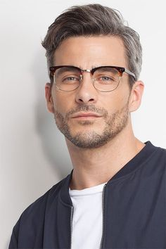 Tortoise Browline Prescription Eyeglasses-Large Full-Rim Acetate Eyewear-Borderline – Men's style, accessories, mens fashion trends 2020 Medium Hair Cuts, Medium Hair Styles, Hair And Beard Styles, Curly Hair Styles, Goatee Styles, Boy Hairstyles, Mens Straight Hairstyles, Modern Hairstyles For Men, Big Forehead Hairstyles Men