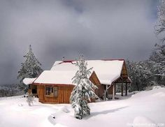 Artists' Loft and Cabins at Strawberry Hill, Julian, California ...