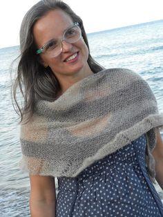 Ravelry: Romantica Pistoia pattern by Emma Fassio Crochet Scarves, Knit Crochet, Ravelry, Cowls, Knitting, Scarfs, Pattern, Wraps, Accessories