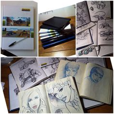 SKETCHBOOKPRO  cuple of 38 book #YDOGUIDODESIGN DRAW BY ME MY DESIGN