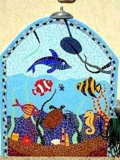 MOSAICO & CIA | Mosaico Artístico, Mosaicos, Mosaico de Pastilhas