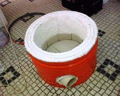 Nuno Mota: Construção de um forno a gás para alta temperatura Forno A Gas, Raku Kiln, Ceramic Tools, O Gas, Metal Casting, Home Appliances, Pottery, Enamels, Ovens
