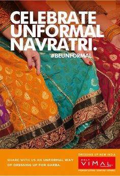 We hope you have had an #Unformal Navratri this season. Send us photos of your unformal dresses and you could #win exciting prizes. Send in your entries soon. #Contest ends today.