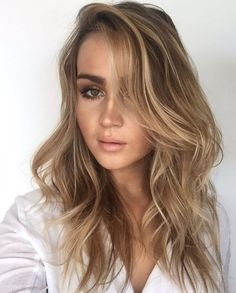 Mittel schulterlanges haar hair hair, hair lengths и hair st Medium Hair Styles, Short Hair Styles, Hair Medium, Medium Brown, Loose Curls Medium Length Hair How To Do, Medium Curled Hair, Blonde Hair Styles Medium Length, Big Loose Curls, Curled Hairstyles For Medium Hair