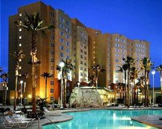 Grand view Resorts in Vegas. Been there how many times? And its still awesome!