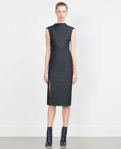 ZARA - WOMAN - DENIM DRESS